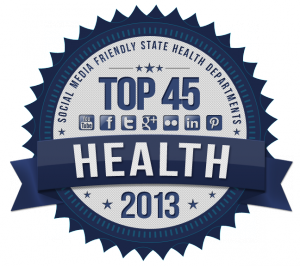 Top 45 Health Departments 2013